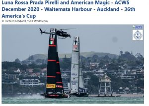 America'scup new generation