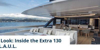 The 40 M EXTRA 130 L.A.U.L.