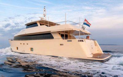 Aegean Yacht 28 M