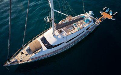 CMB 114 Motor sailor