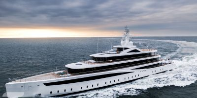 Video: 94m Feadship Viva delivered