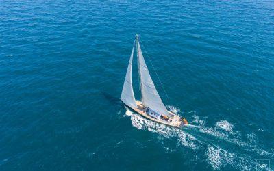 Sailing Yacht Penna Monty